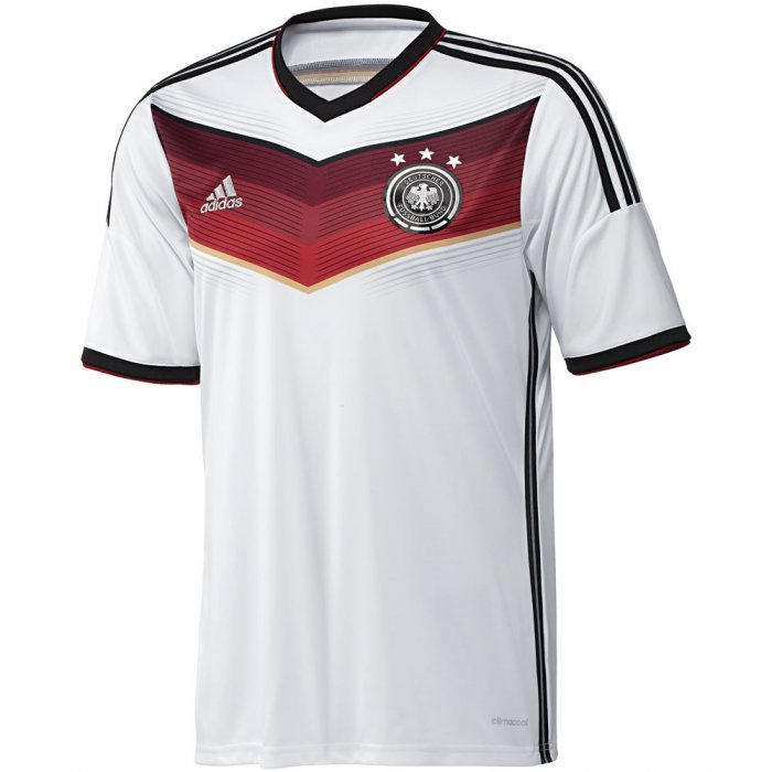 adidas dfb deutschland trikot weltmeister 2014 couleurs. Black Bedroom Furniture Sets. Home Design Ideas