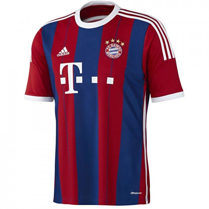 FC Bayern München Trikot 2014/2015 Home von Adidas