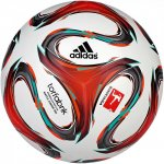 Adidas Torfabrik 2014/2015 Junior 350 Ball - white/infrared/vivid - Gr. 5