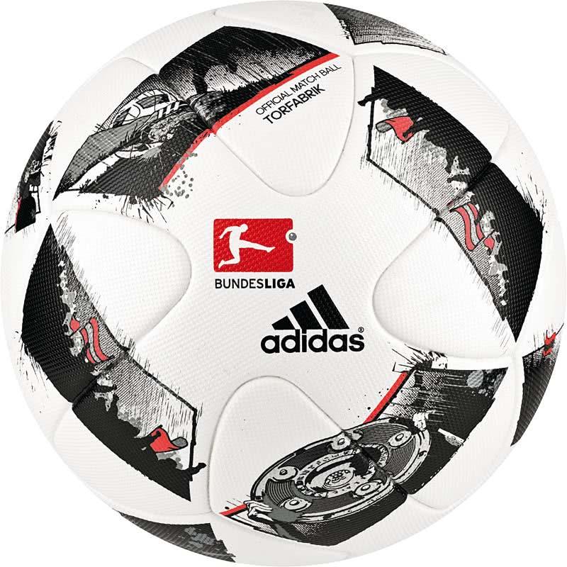 Adidas Torfabrik Bundesliga Bälle