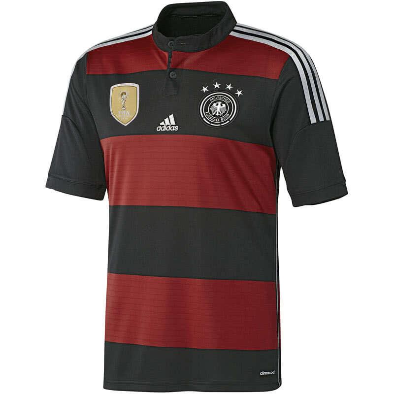 Adidas Deutschland Trikot mit 4 Stern