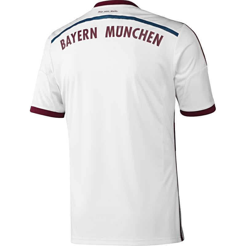 Bayern Trikot Away