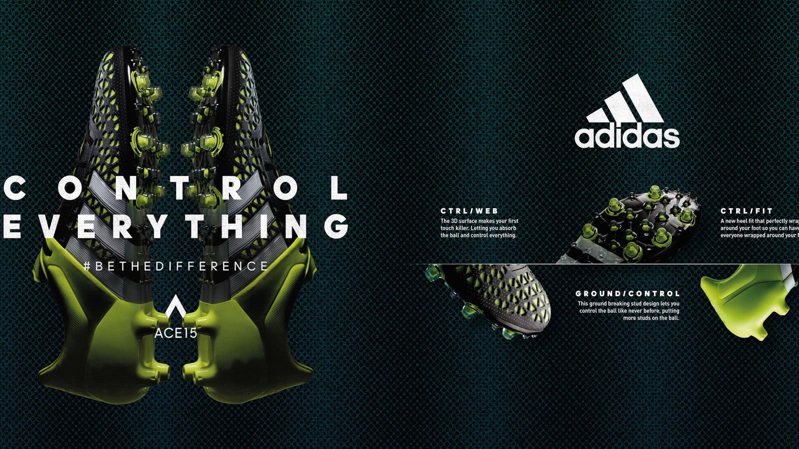 Adidas Ace 15.1 Leder