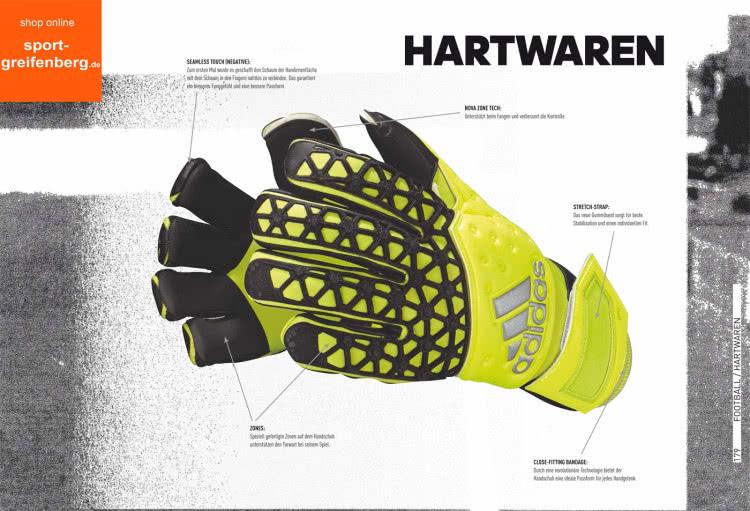 Adidas Torwarthandschuhe Ace Zones Pro