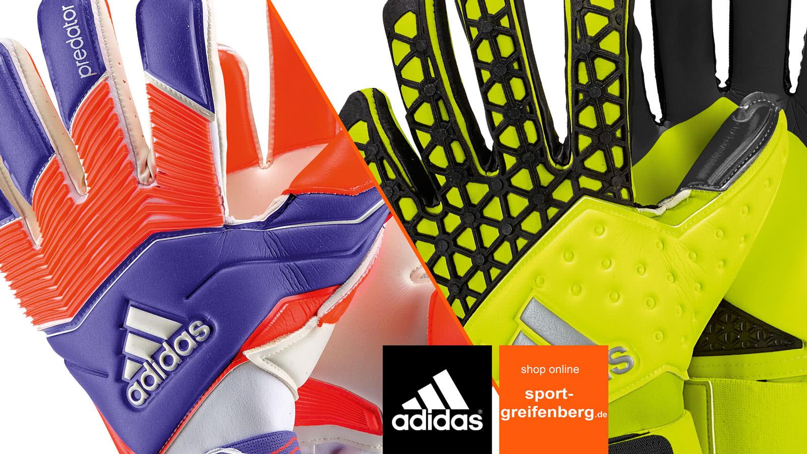 Adidas Ace Zones Torwarthandschuhe