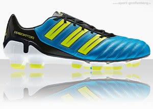 Adidas adiPower Predator TRX FG Fußballschuhe in der Seitenansicht