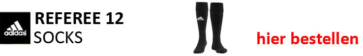Adidas Referee 12 Schiedrichter Socks