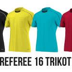 Adidas Referee 16 Jersey – Schiedsrichter Trikot 2016/2017 + EM