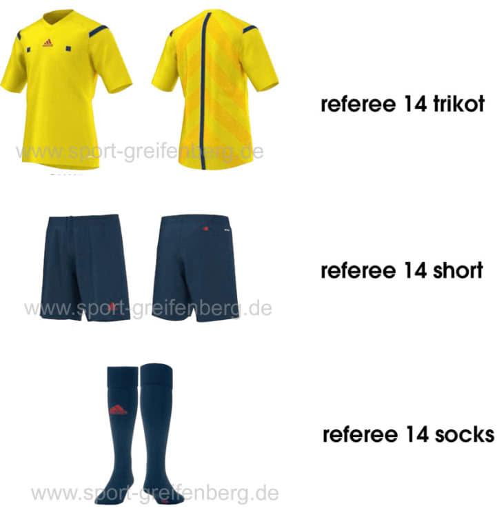 Adidas Schiedrichtertrikot für 2014/2015