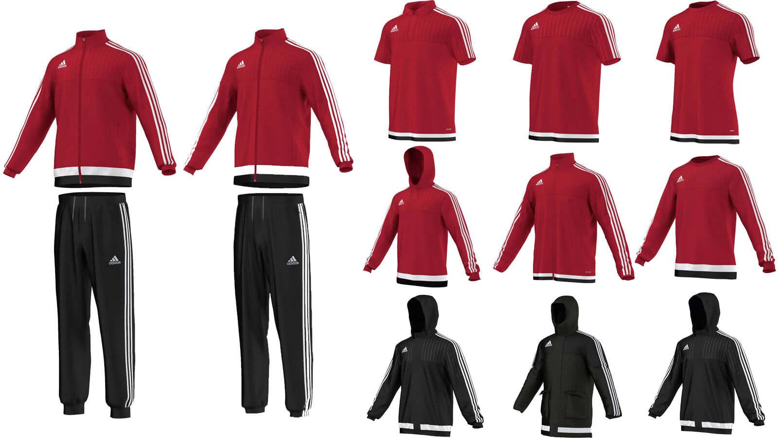 Adidas Tiro 15 Sportbekleidung