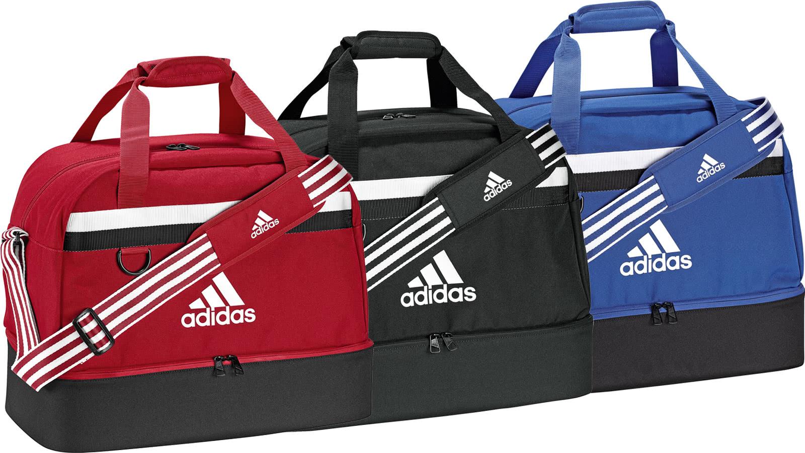 adidas tiro 15 teambag die sporttaschen sportartikel. Black Bedroom Furniture Sets. Home Design Ideas
