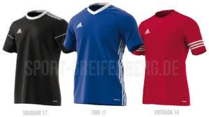 Adidas Trikots 2017/2018 Fußball Katalog 2017/2018