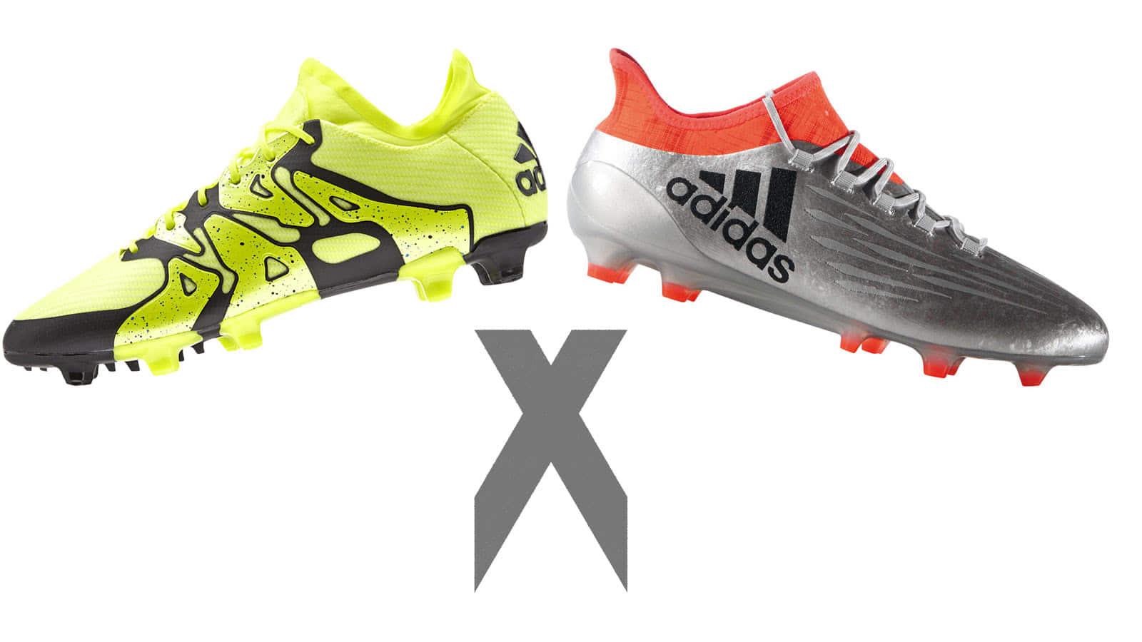Die Adidas Ace 15 und Ace 16 Unterschiede