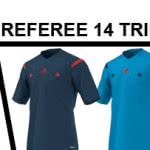 Adidas Referee 14 Trikot das neue Schiedsrichtertrikot für 2014-2015