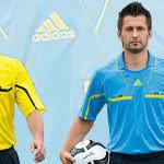 Adidas Schiedsrichtertrikot  auch in der Saison 2011/2012