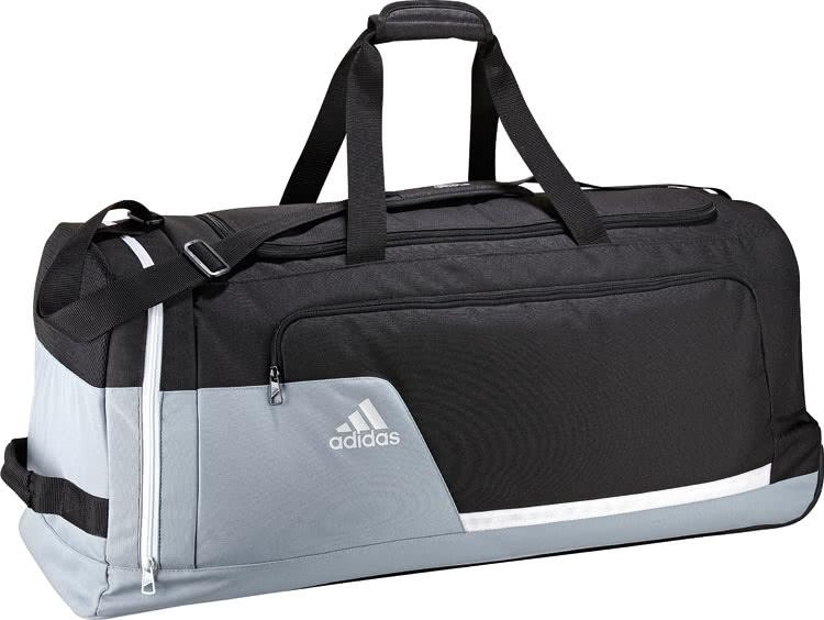 adidas tiro 13 trolley xl mit rollen sportartikel und fussballschuhe news. Black Bedroom Furniture Sets. Home Design Ideas