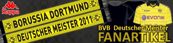 borussia dortmund deutscher meister 2011 fanartikel sportartikel und fussballschuhe news. Black Bedroom Furniture Sets. Home Design Ideas