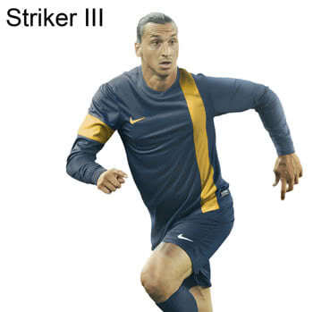 Das Nike Trikot Striker III aus dem Teamsport Katalog 2014/2014