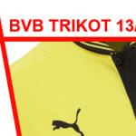 Das neue BVB Trikot für 2013/2014