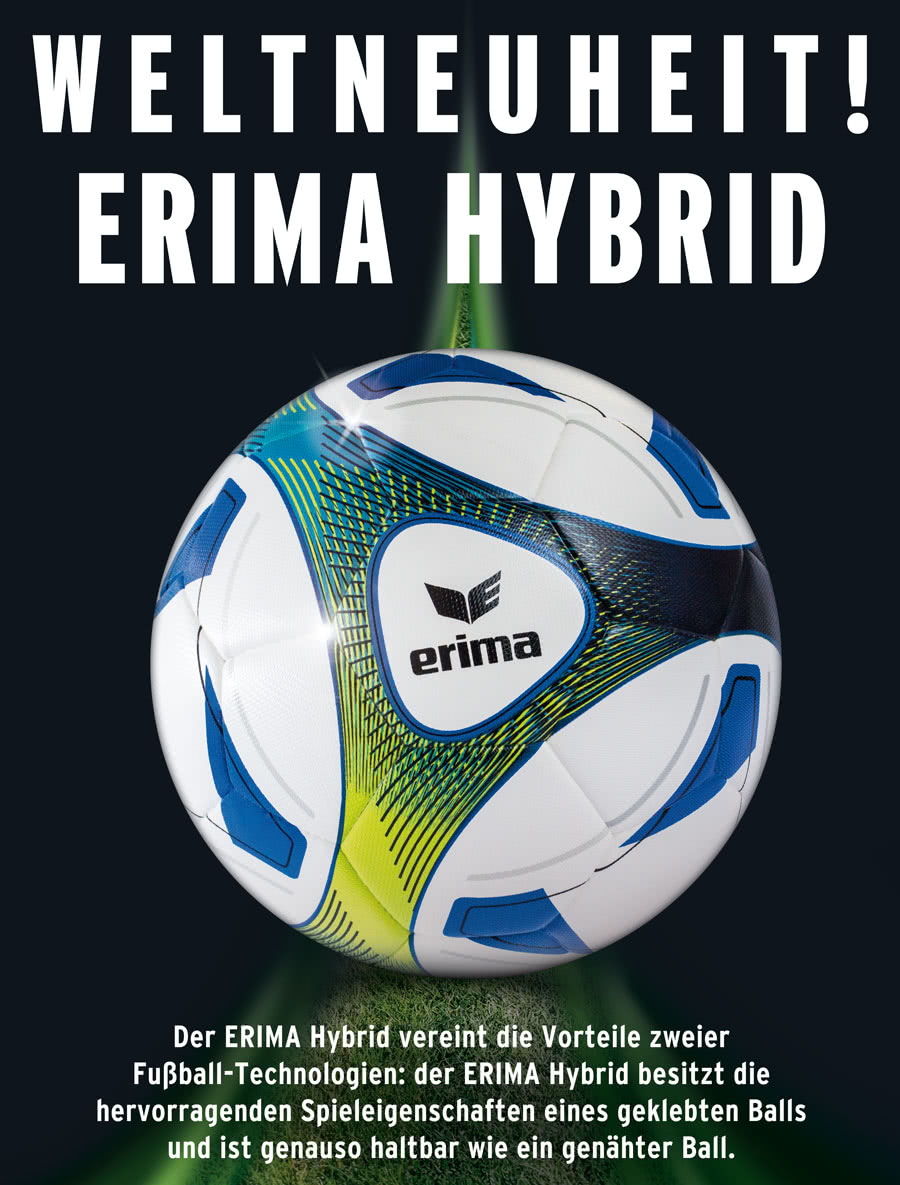 Erima Hybrid Trainingsball