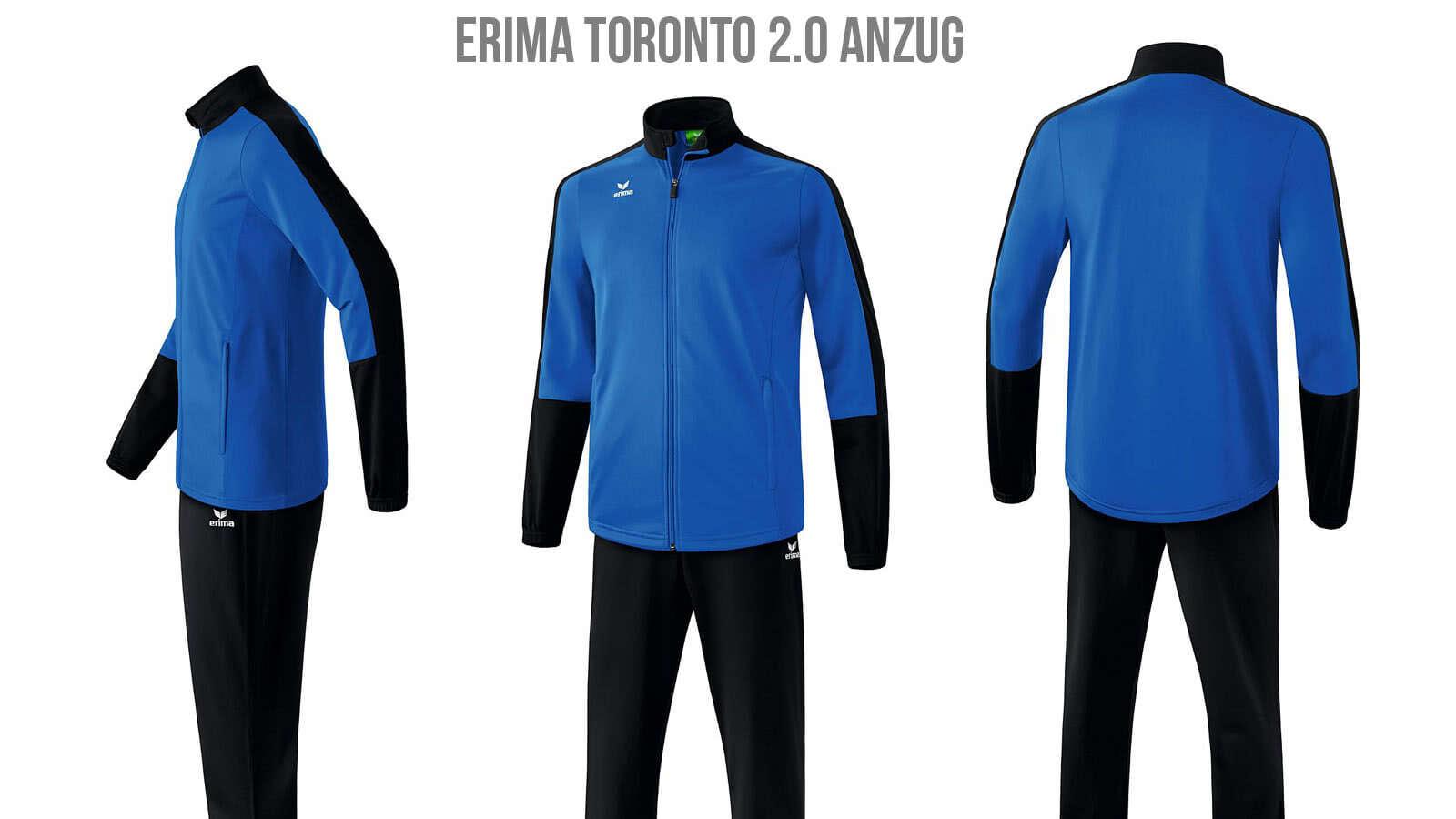 Erima Toronto 2.0 Polyesteranzug
