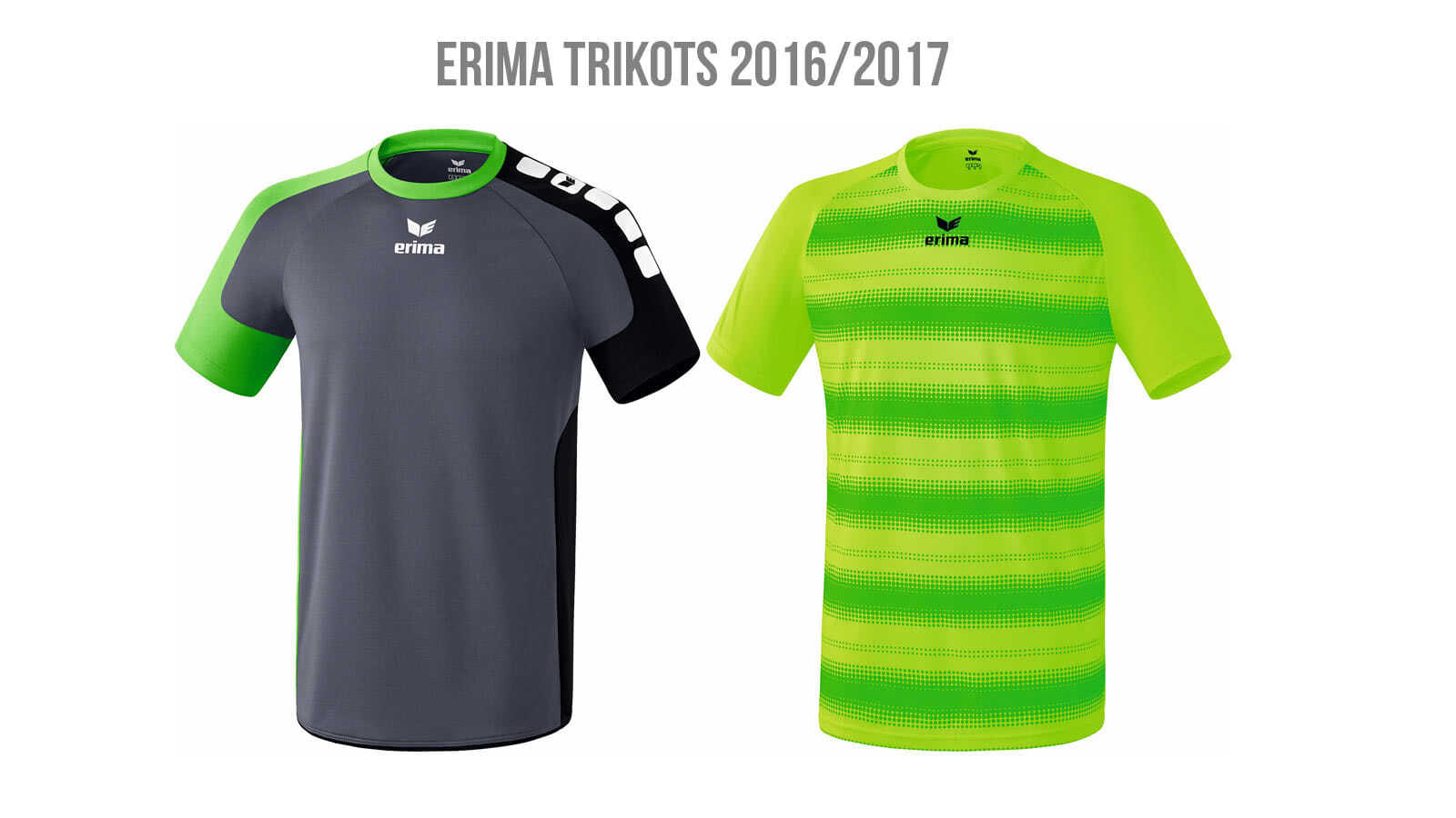 Erima Damen Handball Trikots
