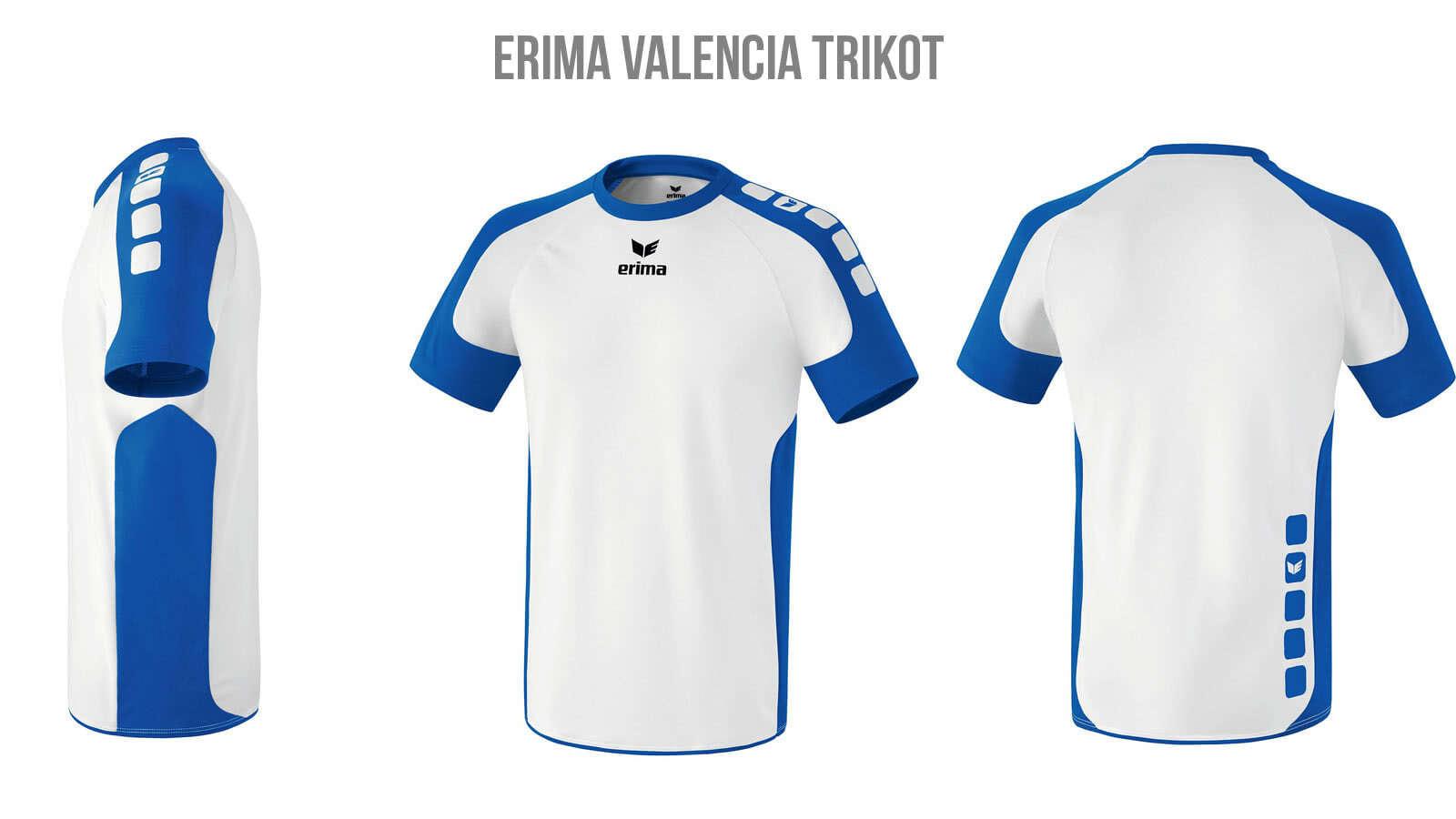 Erima Valencia Handball Trikot