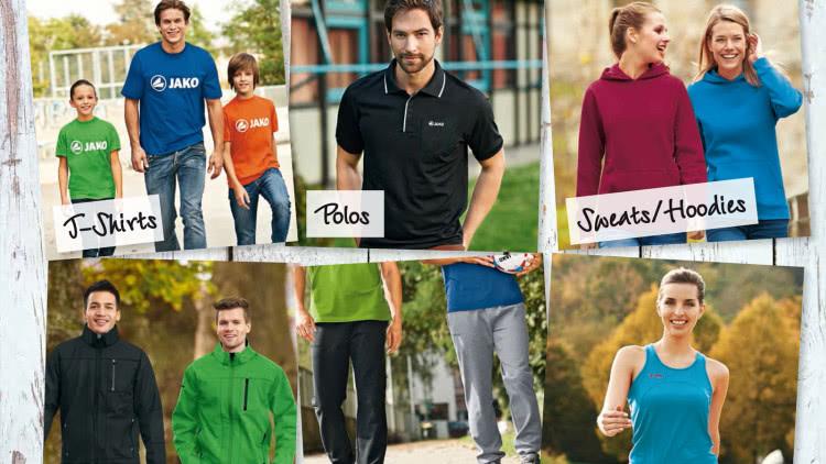 Jako Basic Sportbekleidung kaufen
