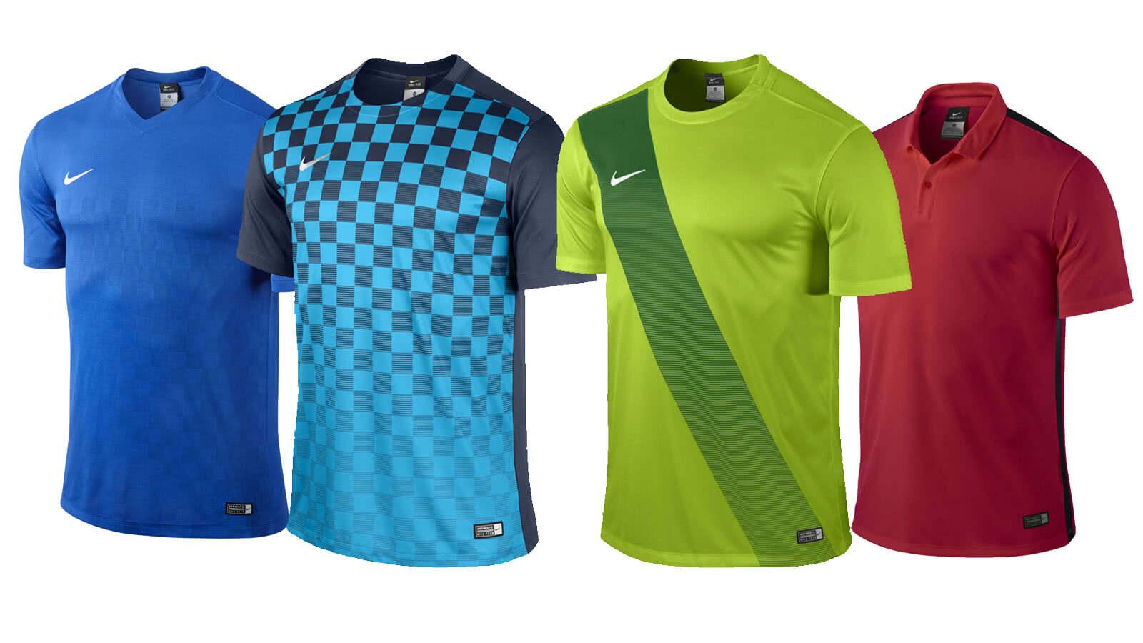 Nike Trikots f�r Trikots�tze