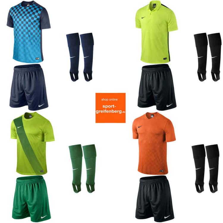 Nike Trikotsätze für 2015/2016