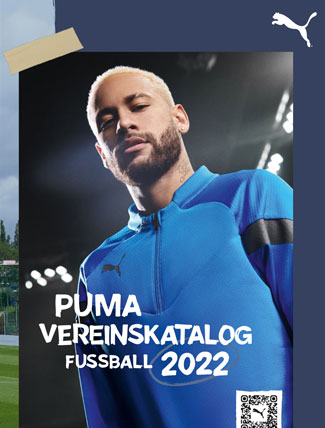 Der Puma Teamsport Katalog und Fußball Katalog als download