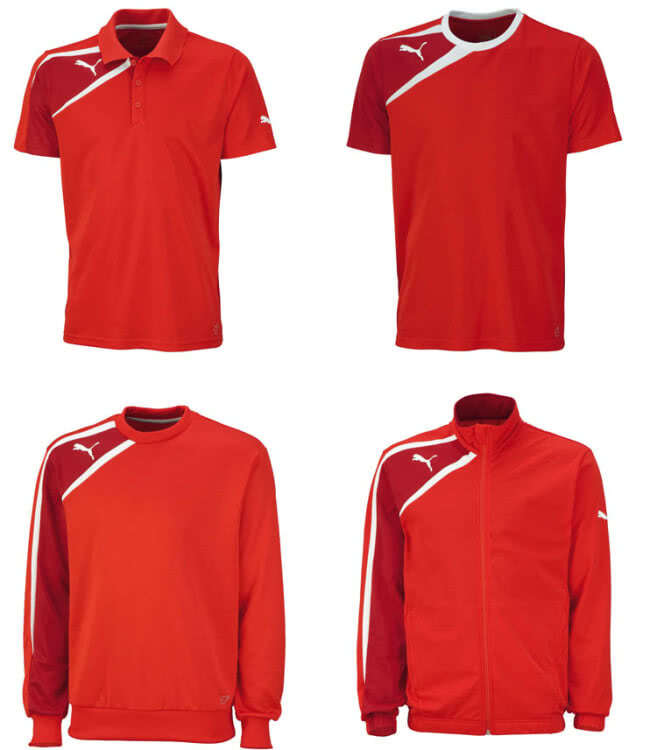 Puma Spirit Sportbekleidung