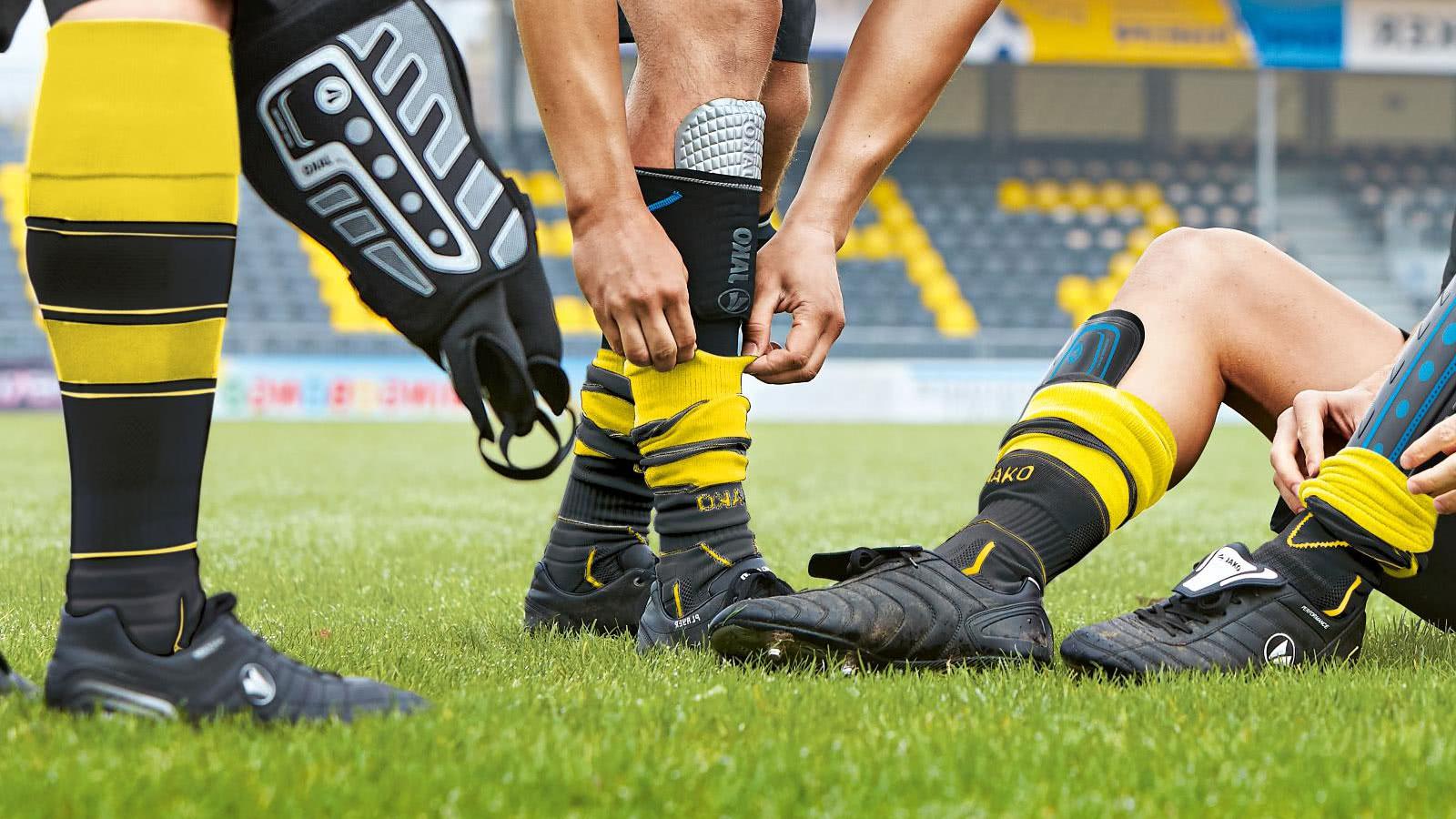 Jetzt Fußball Socken und Stutzen bestellen