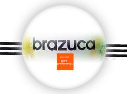 Adidas Brazuca Glider Ball im orange Look des WM 2014 OMB Spielballes