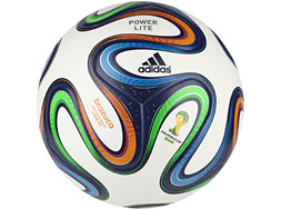 Adidas Brazuca Junior 350 Gramm Ball der WM 2014