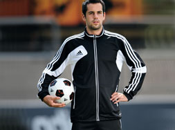 Die Adidas Condivo 12 Trainingsjacke als Sportbekleidung