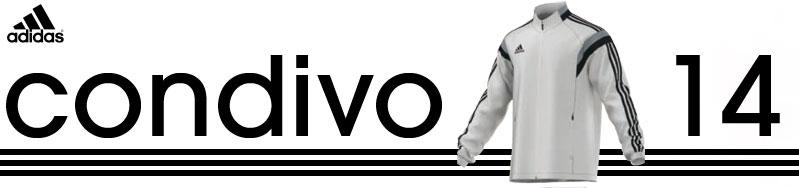 Die Adidas Condivo 14 Teamline mit Sportbekleidung für Vereine und Mannschaften