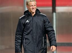 Winterjacke- Die Adidas Manager Jacke Core 11 kaufen