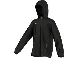 Die Adidas Core 15 Regenjacke als Sport Regenjacke