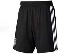 Die schwarz Adidas DFB Home Short EM 2012 kaufen