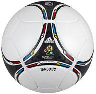 Der Adidas Spielball der EM 2012 mit neuer Panelform kaufen