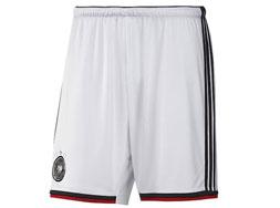 Adidas DFB Short Home die Short zum Deutschland Trikot WM 2014