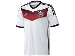 Adidas DFB Trikot Home WM 2014- Das Deutschland Trikot für Brasilien kaufen