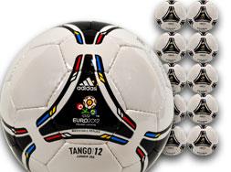 Das Adidas Tango 12 Junior 350 Gramm Ballpaket online kaufen