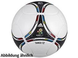 Der Adidas Tango 12 EM 2012 Winterball als Spieball der Euro 2012
