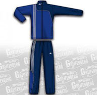 Im Teamsport Shop den Adidas Sereno 11 Pr�sentationsanzug f�r den Vereinssport kaufen