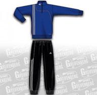 Sport Shop mit dem Adidas Sereno 11 Sweatanzug als Sportbekleidung f�r Mannschaften.