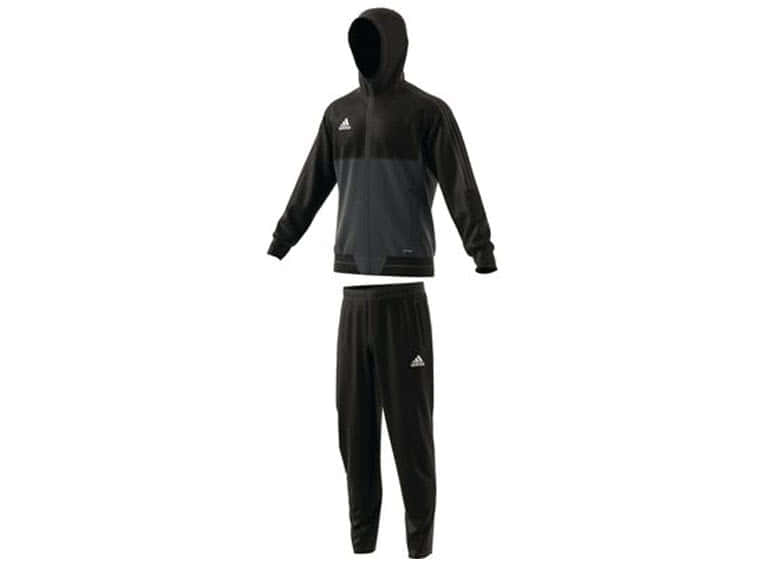 Adidas Tiro 17 Pr�sentationsanzug aus Pr�sentationsjacke und Pr�sentationshose bestellen