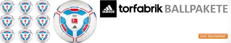 Adidas Tofabrik Bundesliga Ballpakete bestellen