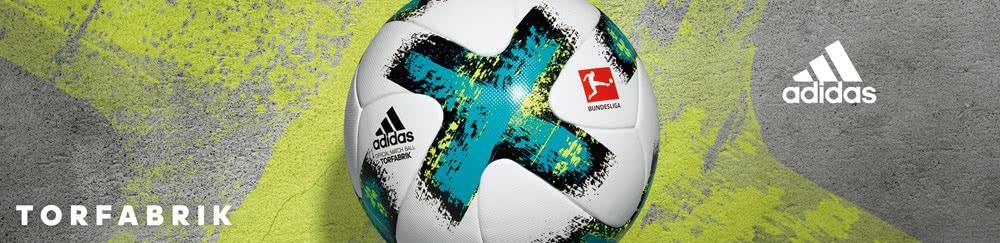 Adidas Torfabrik Bundesliga Fußbälle